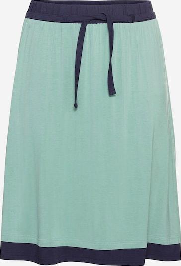 SHEEGO Skirt in Dark blue / Mint, Item view