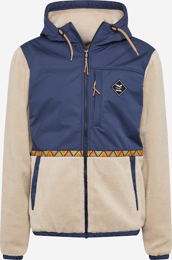 Iriedaily Přechodná bunda - béžová / námořnická modř, Produkt