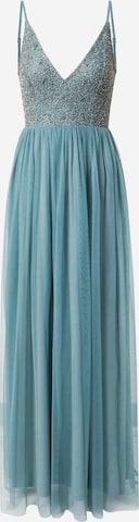 LACE & BEADS Evening dress 'Mollie' in Green