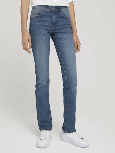 TOM TAILOR Jeans in Blue denim, View model