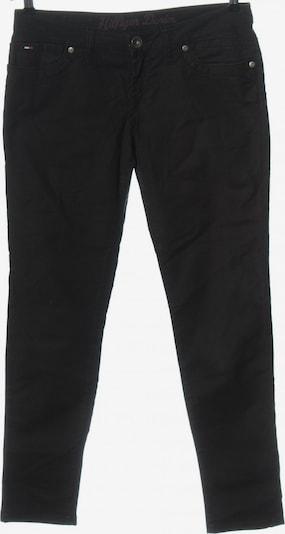 TOMMY HILFIGER Stoffhose in S in schwarz, Produktansicht