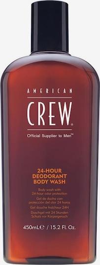 American Crew Duschgel '24h Deodorant Hair&Body' in cognac / weiß, Produktansicht