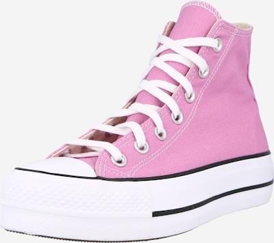 Sneaker înalt 'CTAS LIFT HI' CONVERSE pe roz / alb, Vizualizare produs