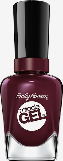 Sally Hansen Nail Polish 'Miracle Gel' in Wine red, Item view