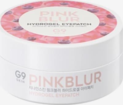 G9 Skin Augenpatches 'Pink Blur Hydrogel Eyepatch' in pink, Produktansicht
