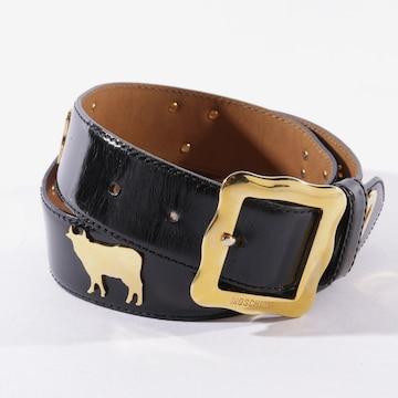 MOSCHINO Belt in L in Black