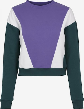 Urban Classics Sweatshirt in Mixed colors