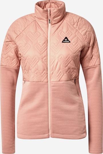 Maloja Sportjas 'Sikam M.' in de kleur Pink, Productweergave