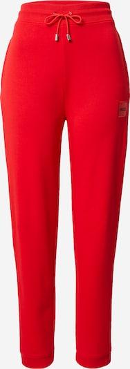HUGO Kalhoty 'Dachibi' - ohnivá červená, Produkt
