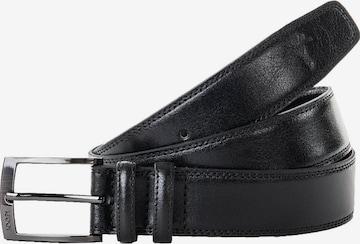 JOOP! Ledergürtel in Schwarz