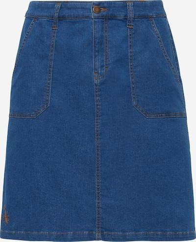 SHEEGO Skirt in Blue denim, Item view