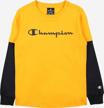 Champion Authentic Athletic Apparel Särk, värv kollane