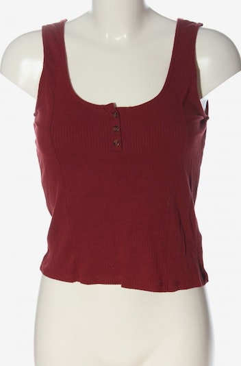 ABOUT YOU Tanktop in S in rot, Produktansicht