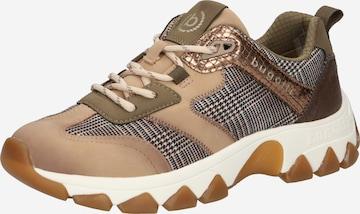 bugatti Sneakers 'Yuki' in Beige