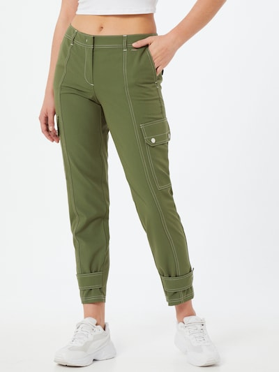 TAIFUN Cargo jeans in Khaki, View model