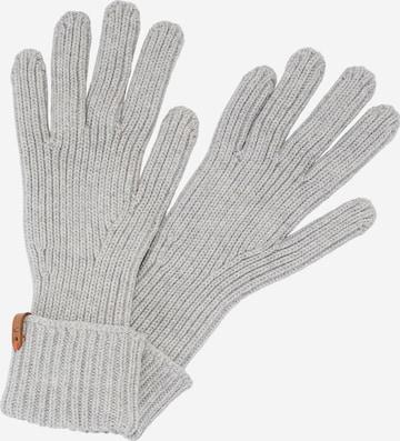 CAMEL ACTIVE Full Finger Gloves in Grey