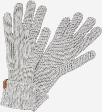 CAMEL ACTIVE Fingerhandschuhe in hellgrau, Produktansicht