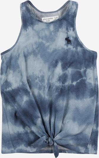Abercrombie & Fitch Top in blau / opal / taubenblau, Produktansicht