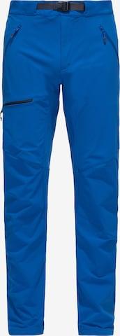 Pantalon de sport 'Lizard' Haglöfs en bleu