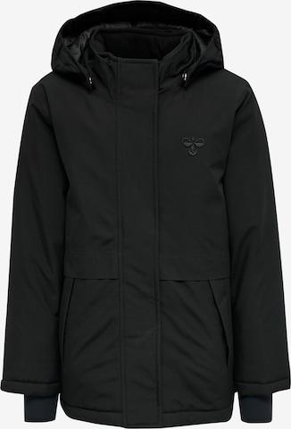 Veste d'hiver Hummel en noir