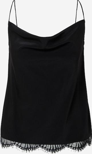 Guido Maria Kretschmer Collection Top 'Pamela' in schwarz, Produktansicht