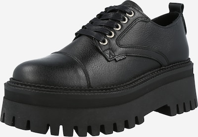 BRONX Lace-Up Shoes in Black, Item view