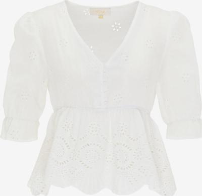 usha FESTIVAL Bluse in weiß, Produktansicht