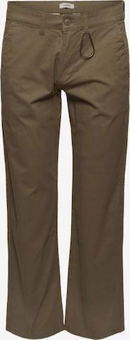 Pantaloni chino di ESPRIT in verde