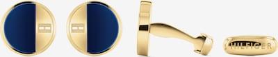 TOMMY HILFIGER Manžetové knoflíčky - tmavě modrá / zlatá, Produkt