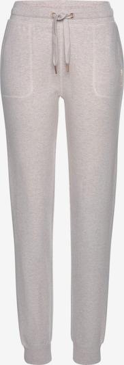 BENCH Pantalon en beige chiné, Vue avec produit