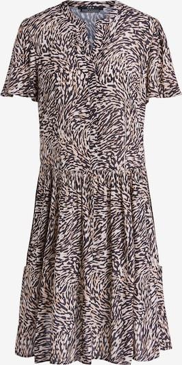 SET Μπλουζοφόρεμα σε μπεζ / μαύρο / λευκό, Άποψη προϊόντος