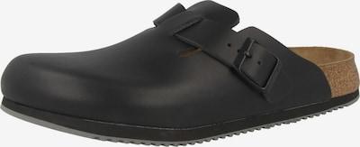 BIRKENSTOCK Clogs 'Boston' in schwarz, Produktansicht