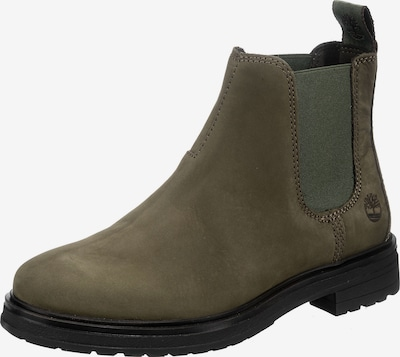 TIMBERLAND Chelsea Boots 'Hannover Hill' in Dark green, Item view