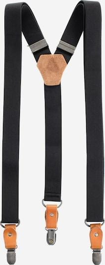 CAMEL ACTIVE Hosenträger in schwarz, Produktansicht