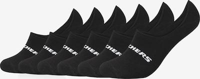 SKECHERS Füßlinge 'New Orleans' im 6er-Pack in schwarz, Produktansicht