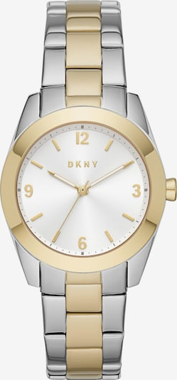 DKNY Uhren  'Analog Quarz ' in gold / silber, Produktansicht