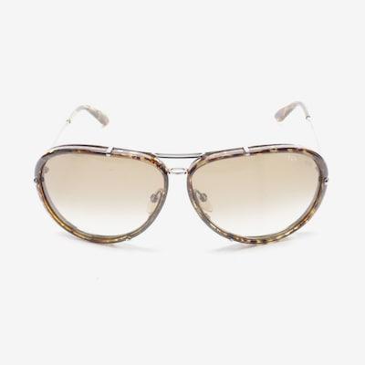 Tom Ford Sonnenbrille in One Size in cognac, Produktansicht
