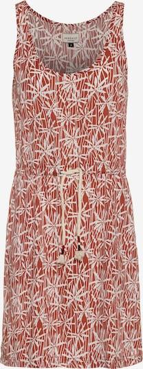 Iriedaily Kleid 'Bambul' in braun / weiß, Produktansicht