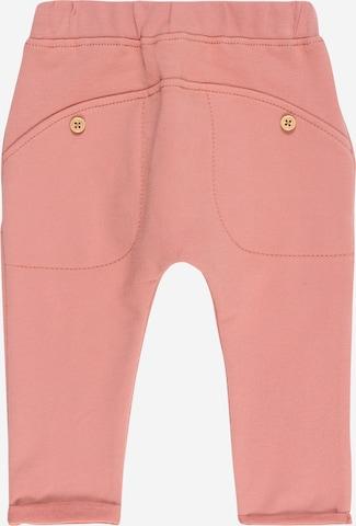 Pantaloni 'Go' de la Hust & Claire pe roz