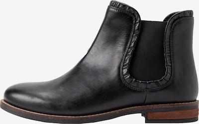 Ulla Popken Chelsea-Boots in schwarz, Produktansicht
