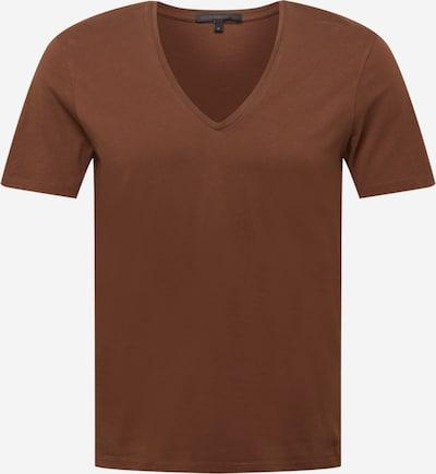 DRYKORN Тениска 'Quentin' в кафяво, Преглед на продукта