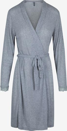 LingaDore Robe de chambre en gris, Vue avec produit
