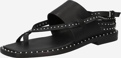 ASH Sandale 'Medusa' in schwarz, Produktansicht