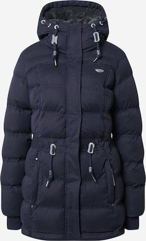 RagwearZimska jakna 'ASHANI' - plava boja