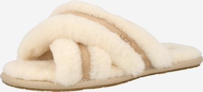 UGG Hausschuh 'SCUFFITA' in beige / sand, Produktansicht