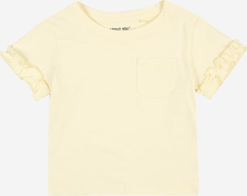 ABOUT YOU Shirt 'Nora' in Gelb