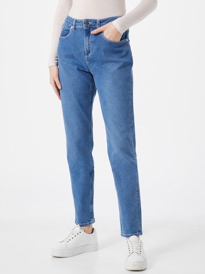 MUD Jeans Jeans 'Mimi' in de kleur Blauw denim, Modelweergave