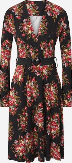 Blutsgeschwister Kleid in mischfarben / schwarz, Produktansicht