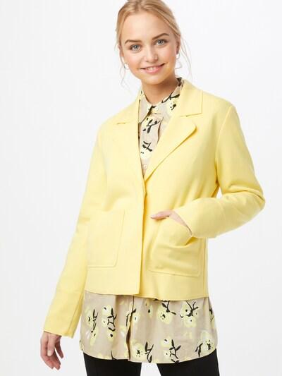 TOM TAILOR Blazer in gelb, Modelansicht