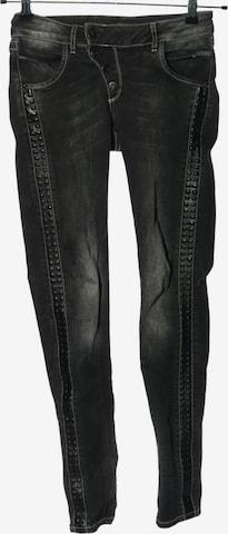 CIPO & BAXX Skinny Jeans in 27-28 x 34 in Schwarz